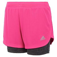 Girls 7-16 adidas Marathon Mesh Shorts