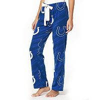 Women's Concepts Sport Indianapolis Colts Grandstand Lounge Pants
