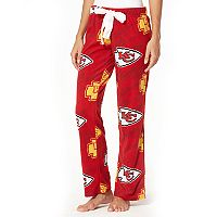 Women's Concepts Sport Kansas City Chiefs Grandstand Lounge Pants