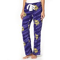 Women's Concepts Sport Minnesota Vikings Grandstand Lounge Pants