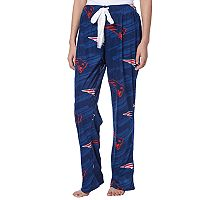 Women's Concepts Sport New England Patriots Grandstand Lounge Pants