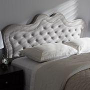 Baxton Studio Ivy Upholstered Headboard