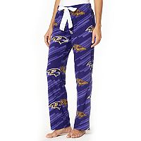 Women's Concepts Sport Baltimore Ravens Grandstand Lounge Pants