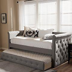 Grey Bedroom Daybeds Furniture Kohl S