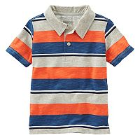 Boys 4-12 OshKosh B'gosh® Striped Polo