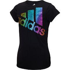 Girls 7-16 adidas Short Sleeve Colors Ignite tee