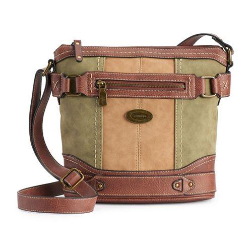 Concept Plattsburg Tri-Tone Crossbody Bag
