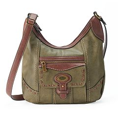 Concept Blainfield Two-Tone Crossbody Bag