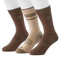 Men's Columbia Casual Balance Point Crew Socks