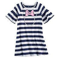 Disney's Minnie Mouse Girls 4-7 Striped Shift Dress by Jumping Beans®