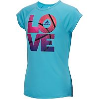 Girls 7-16 adidas Short Sleeve Extraordinary Tee