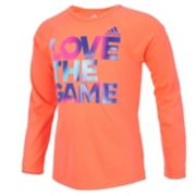 Girls 7-16 adidas Long Sleeve Extraordinary Tee