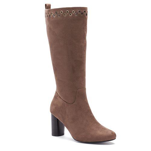 Andrew Geller Jean Women's Riding Boots