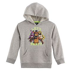 Boys 4-7 Five Nights At Freddy's 'Let's Party!' Hoodie