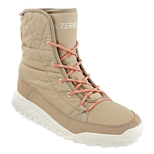 adidas Outdoor Terrex Choleah Padded CP Women s Waterproof Winter Ankle  Boots 463f4f3e2