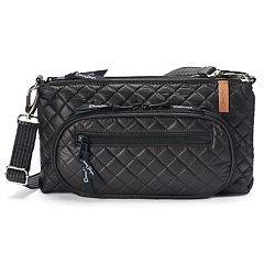 Donna Sharp Heather Quilted Crossbody Bag