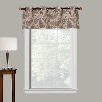 The Big One® Paisley Scroll Window Valance