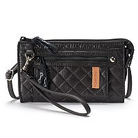 Donna Sharp Deidre Quilted Convertible Wallet