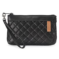 Donna Sharp Quilted Wristlet