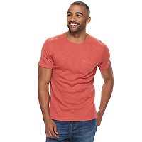Men's Apt. 9® Slubbed Pocket Tee