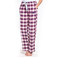 Women's Concepts Sport Buffalo Bills Forge Flannel Pants