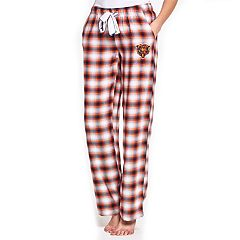 Women's Concepts Sport Chicago Bears Forge Flannel Pants