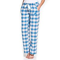 Women's Concepts Sport Detroit Lions Forge Flannel Pants