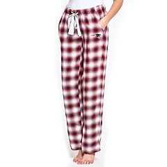 Women's Concepts Sport New England Patriots Forge Flannel Pants