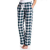Women's Concepts Sport Philadelphia Eagles Forge Flannel Pants