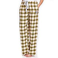 Women's Concepts Sport Pittsburgh Steelers Forge Flannel Pants