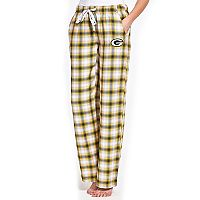 Women's Concepts Sport Green Bay Packers Forge Flannel Pants