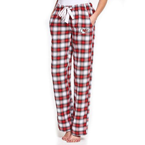 bb7410b4 Women's Concepts Sport Kansas City Chiefs Forge Flannel Pants