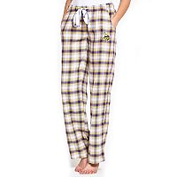 Women's Concepts Sport Minnesota Vikings Forge Flannel Pants