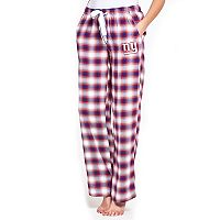 Women's Concepts Sport New York Giants Forge Flannel Pants