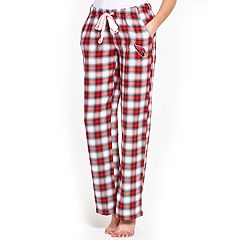Women's Concepts Sport Arizona Cardinals Forge Flannel Pants