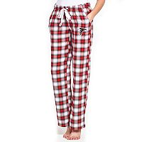 Women's Concepts Sport Atlanta Falcons Forge Flannel Pants