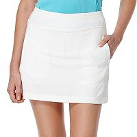 Women's Grand Slam Performance Solid UPF 50 Golf Skort