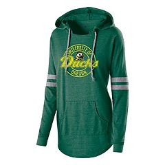 Women's Oregon Ducks Low Key Pullover Hoodie