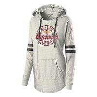 Women's Iowa State Cyclones Low Key Pullover Hoodie