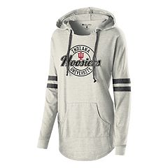 Women's Indiana Hoosiers Low Key Pullover Hoodie