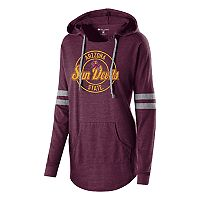Women's Arizona State Sun Devils Low Key Pullover Hoodie