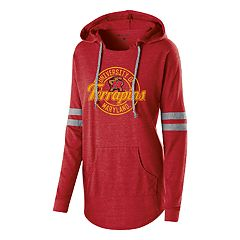 Women's Maryland Terrapins Low Key Pullover Hoodie