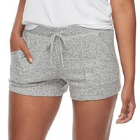 Juniors' SO® Cozy Shorts