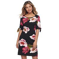 Women's Ronni Nicole Floral Shift Dress
