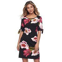 Women's Ronni Nicole Floral Shift Dress