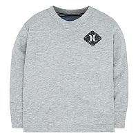 Boys 4-7 Hurley Front & Back Logo Top