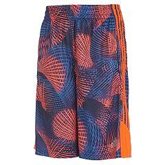 Boys 8-20 adidas Amplified Net Training Shorts