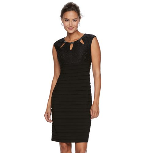 Women's Scarlett Cutout Sheath Dress