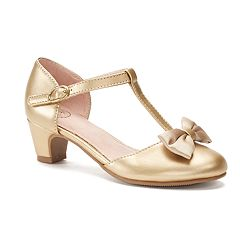 SO® Cornelia Girls' Dress Heels