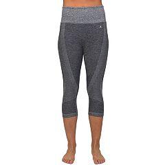 Women's Danskin Seamless High-Waisted Capri Leggings